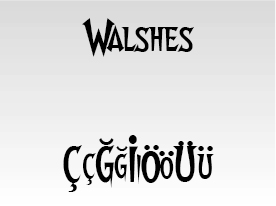 Walshes