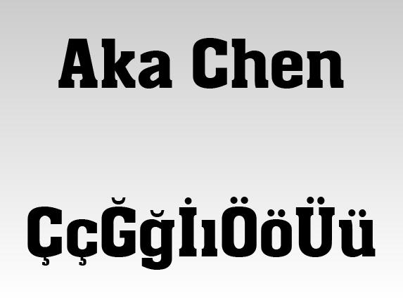 Aka Chen