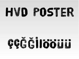 HVD Poster