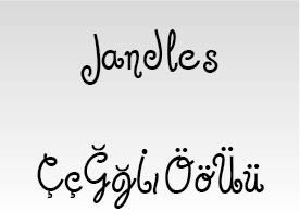 Jandles
